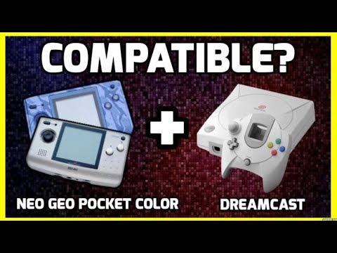 Neo Geo Pocket Color & Sega Dreamcast – Did You Know They Were Compatible!? – THGM