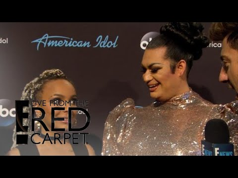 "Drag Star Ada Vox Reacts to ""AI"" Judges' ""Insane"" Save 