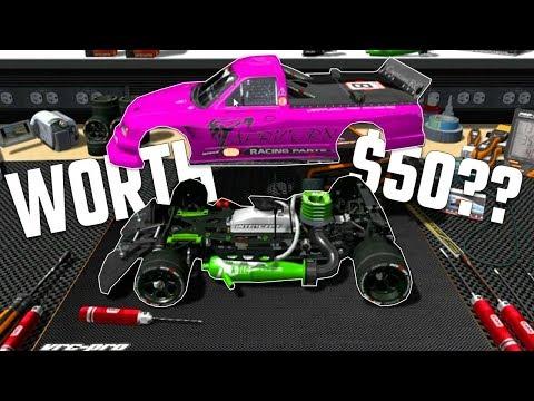 VRC Pro RC Racing Worth $50.00?? DRIFT RC Cars!!