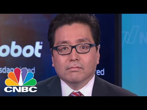 In The Battle Between Bitcoin And Bitcoin Cash, Tom Lee Says Buy Bitcoin | CNBC