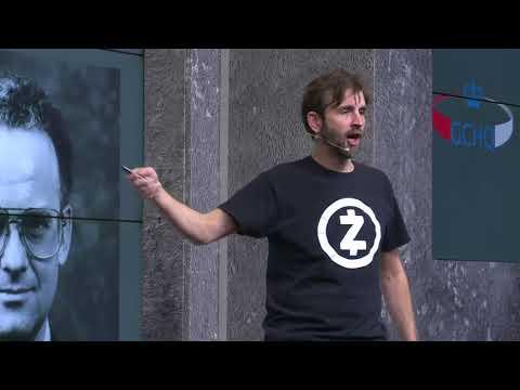 Zooko Wilcox  – Zcash & Internet of Money