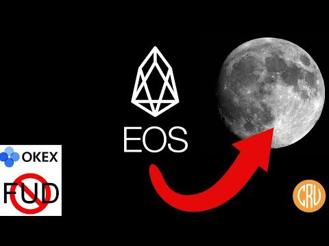 EOS to the Moon and Buy the Dip – Ignore OKEx's FUD