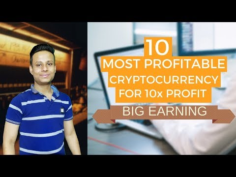 Top 10 Most Profitable Cryptocurrency For 10x Profit | Big Earning!!