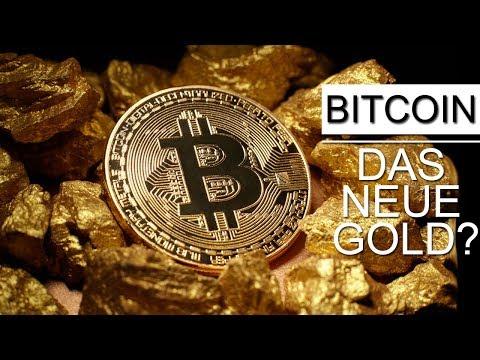 BITCOIN – DAS NEUE GOLD?