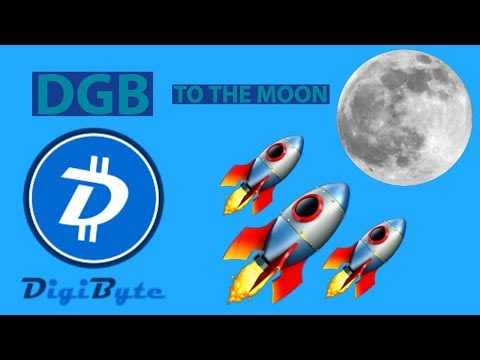 Why DigiByte(DGB) Is Headed To The Moon! (Price And Future)