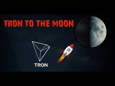 TRON TRX MOONING AND IT WILL CONTINUE!!!