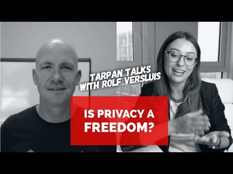Why we need privacy CRYPTOCURRENCY Rolf Versluis ZENCASH | IOHK partnership | Consensus conference