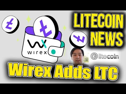 #Litecoin [LTC] added to #cryptocurrency wallet app #Wirex | Yet another debit card!