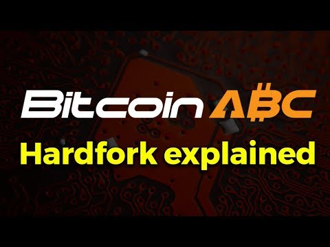 Bitcoin ABC Hardfork Explained