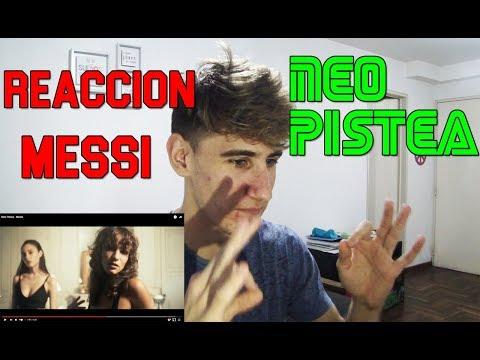 (REACCIÓN) Neo Pistea – Messi