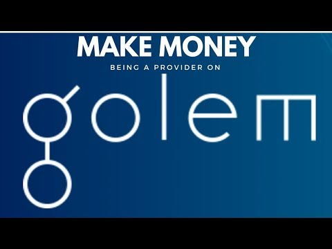 Make Money Renting Your CPU Power With Golem