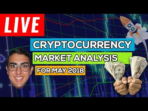 Cryptocurrency Market Analysis For May 2018