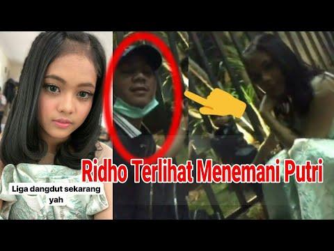 Ada Yang Lagi Seneng nih, Live Di Lida Putri Ditemani Ridho