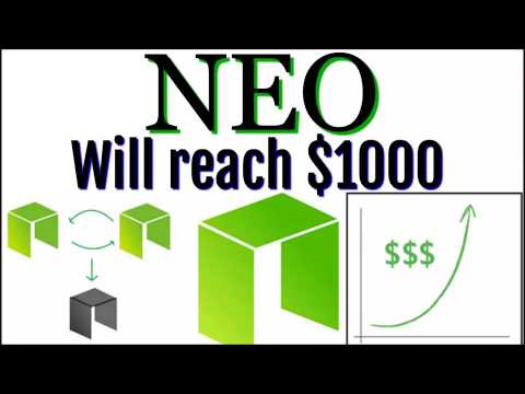 Neo will be $1000 & Ontology Network