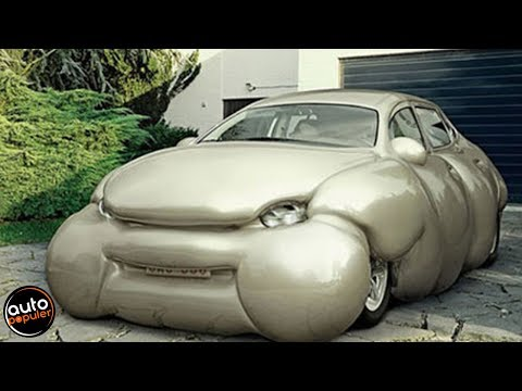 5 Mobil Konsep Teraneh yang Pernah Ada, Seperti Apa Bentuknya?