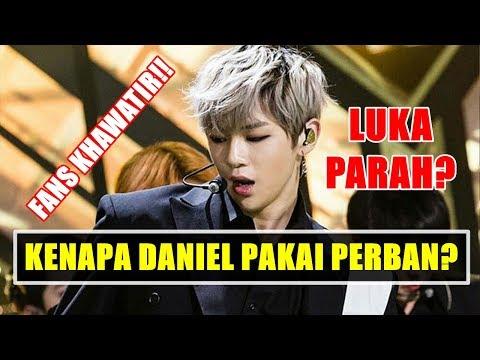 ASTAGA! ADA APA..? Tiba-Tiba Muncul Pakai Perban, Fans Heboh Khawatirkan Kang Daniel Wanna One