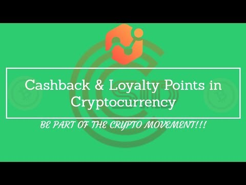 BitRewards – Cashback & Loyalty Points in Cryptocurrency
