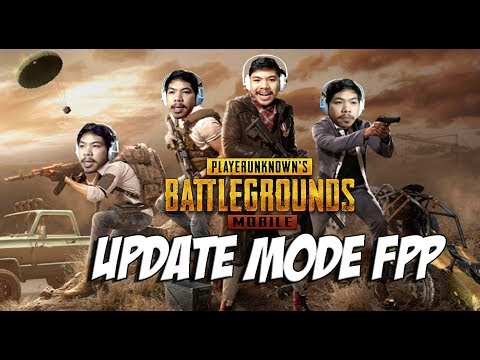 PUBG MOBILE ADA MODE FPP ?? PUBG MOBILE INDONESIA