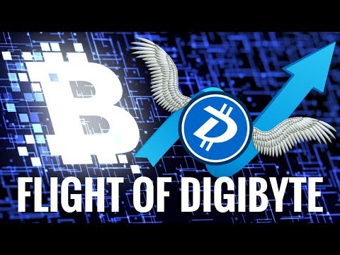 Digibyte is Going to Take Flight