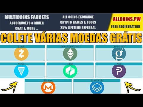 ALLCOINS.PW |MULTIFAUCET | EXCHANGE | GAME DICE | FAUCET VERGE | PIVX | STRATIS | ZCASH | UBIQ e +