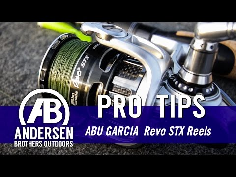 New Fishing Reel – Abu Garcia Revo STX