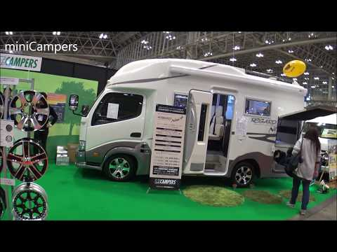 Japanese Camper REGARD NEO 2018 キャンピングカー