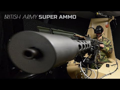 Is the British Army on the Verge of Developing Super Ammo?