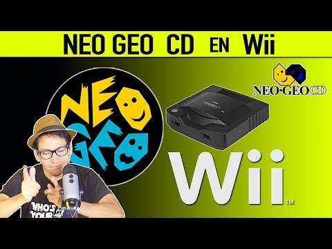 NEO GEO CD en Nintendo Wii – TutoGamer