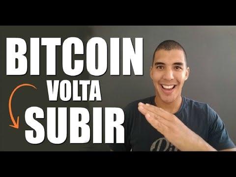 Bitcoin volta a SUBIR | Siacoin | Bitcoin Diamond