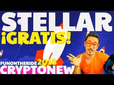¡GRATIS 150 STELLAR LUMENS XLM! – FunOntheRide