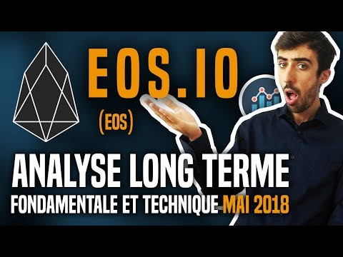 EOS.IO (EOS) : Analyse long terme (fondamentale et technique) MAI 2018