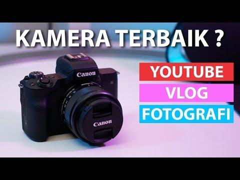 Review Kamera Mirrorless Serba Bisa | Canon EOS M50 Indonesia
