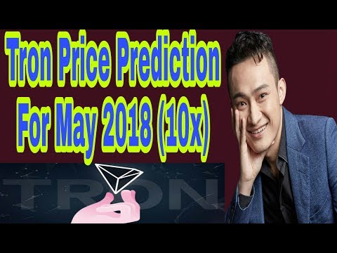 Tron Price Prediction May 2018 | Being India Crypto Tech