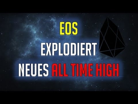 EOS EXPLODIERT – Neues All Time High!