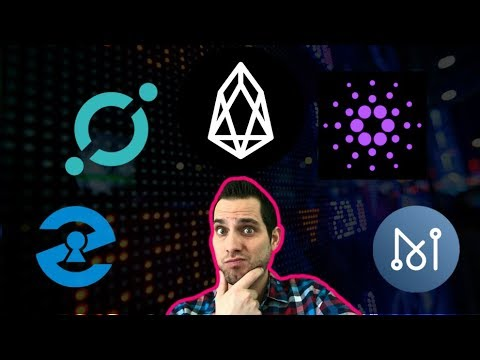 $EOS Moons! ZEBI Arrives | $ICX dApps | Matrix AI Network Updates | $ADA Joins Boycott | $ZCO $MAN