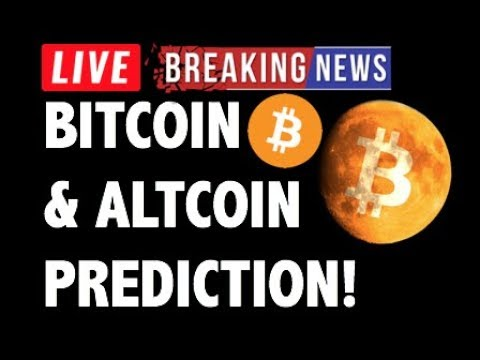 CRYPTO: BITCOIN & ALTCOIN PRICE PREDICTION! CRYPTOCURRENCY,LITECOIN,ETHEREUM,XRP RIPPLE,TRX,BTC NEWS