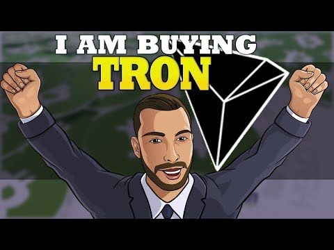 Why I Am Buying TRON & Why It Will Moon Soon