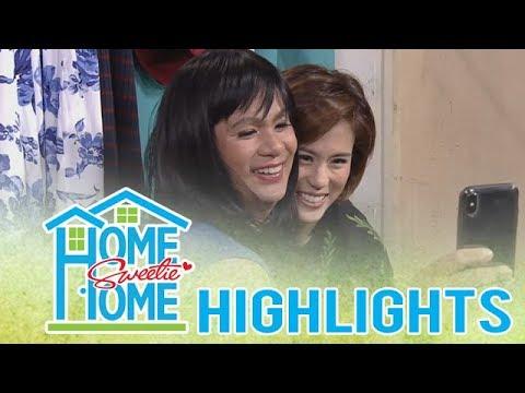 Home Sweetie Home: Neo disguises as Renee