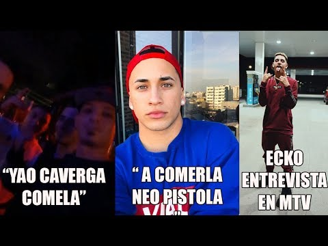 YAO LE TIRA A NEO Y DTOKE/MISIO LO DEFIENDEN | ADELANTO TEMA LIT KILLAH