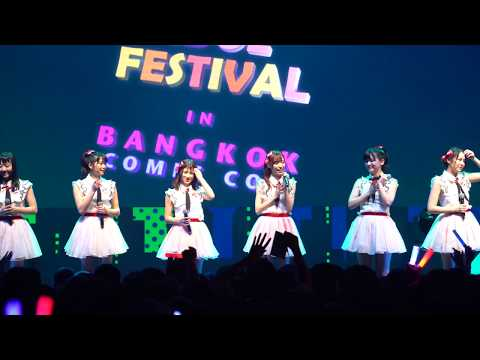 180427『4K』NGT48 (BNK48 Collaboration) – 恋するフォーチュンクッキー(คุกกี้เสี่ยงทาย)  @ BCC x TCC 2018