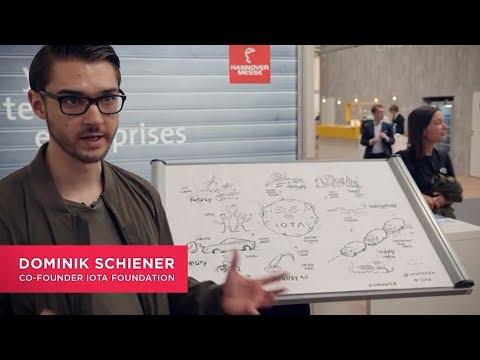 Dominik Schiener: Join the Dutch IOTA meetup on May 3rd 18 in 'De Nieuwe Liefde' A'dam