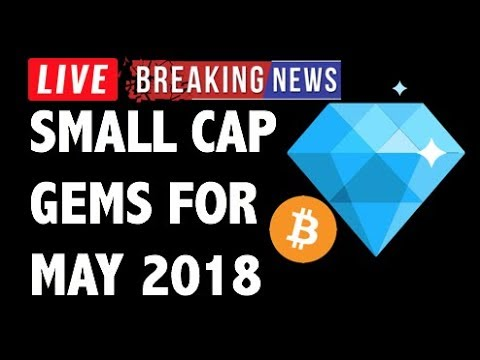 CRYPTO: ALTCOIN GEMS FOR MAY 2018! CRYPTOCURRENCY,BITCOIN,LITECOIN,ETHEREUM,XRP RIPPLE,TRX,BTC NEWS