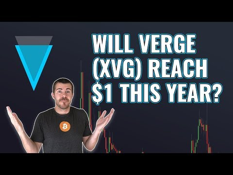 Will Verge (XVG) reach $1 this year?