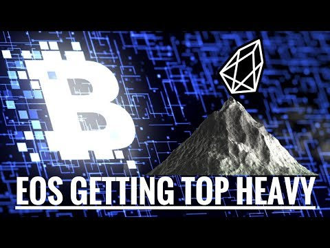 EOS is Getting Top Heavy