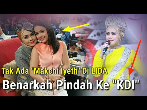 "Tak Ada ""Makchi Iyeth Bustami Di LIDA, Benarkah Pindah Ke KDI"