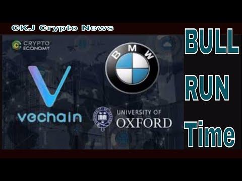 Vchain, Bitshares, IOTA, TRON, OST, Ripple XRP, RPX, NEO, and GAS Bull Run! CKJ Crypto News