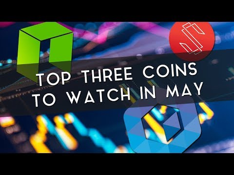Top 3 Coins to Watch in May | NEBL, NEO, & SUB