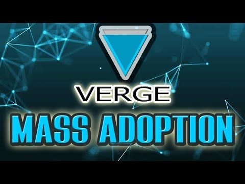 XVG Debit Card & Mass Adoption