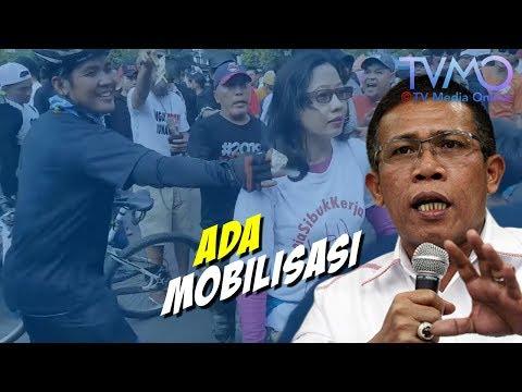 Diduga Ada Mobilisasi Aksi Intimidasi #2019GantiPresiden