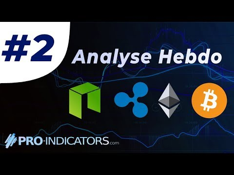 Crypto Analyse Hebdomadaire #2 : ETH – BTC – IOT – NEO